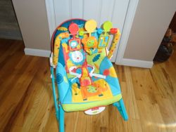 Fisher Price Infant To Toddler Rocker - $15