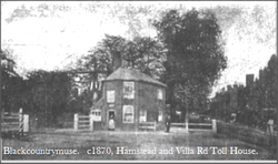 Handsworth/Lozells. c1869.