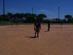 Oak Hill is outfield