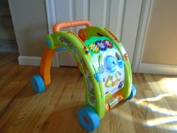 Little Tikes Light 'n Go 3-in-1 Activity Walker - $20