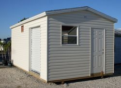 12x20 with a 3/12 roof pitch