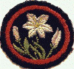 Lily Patrol Badge