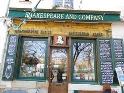 Shakespeare, Paris