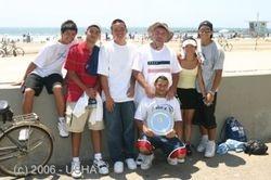 2005  USHA  Three Wall Junior Championships.