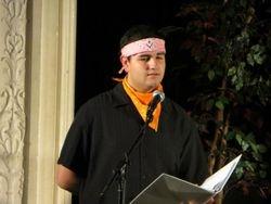 AJ Sage as Stinky Holloway