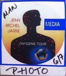 Oxygene Tour '97