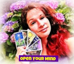 Open your mind with a tarot card reading