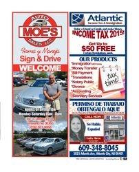 Moe's Auto Sales / Atlantic Income Tax & Immigration