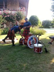 New Braunfels FD Pipes and Drums 2