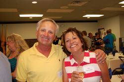 Mark DePhillips and Pam Smith Krueger