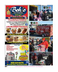 EL BOHIO CAFE & RESTUARANT / TOYS FOR KIDS PROGRAM