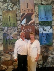 Pastors Greg and Sherrie Miller