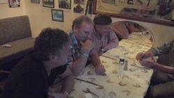 Steve grey, Mal Sanders, Wayne bridges