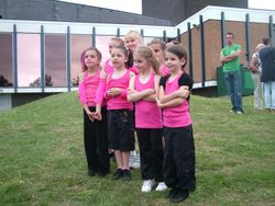 5-8 Year Olds Street Dance Group