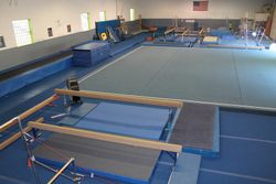 42x42 Spring Floor Exercise