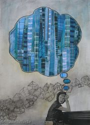 Myth-building: Thinking
