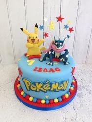 Isaac's Birthday Cake