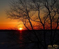 Pikwakanagan Sunset