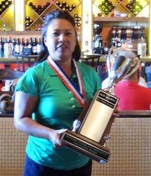 Club Champion 2012- My Paulsen