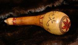 Woodland Rattle