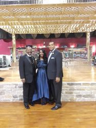 Bishop Copeland with Pastor & Lady Lias