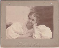 Ms Richardson of Buchanan, Michigan