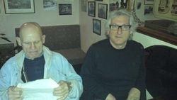 Ian Muir & Barry Cooper