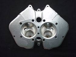 Triumph  Combustion  Chambers