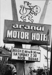 Aranui Hotel