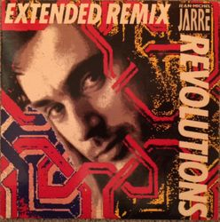 Revolutions Extended Remix - France