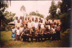 Karani's fellowship in Ogembo Kenya