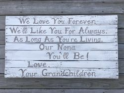 We Love You, Grandma!