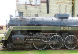 Locomotive 6060