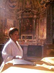 Santa Susanna in Rome, Italy