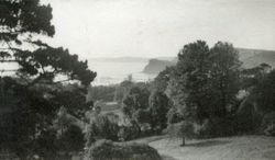View from the Rowdens 1939