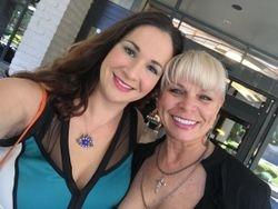 Kadrolsha Ona and Julie Rose
