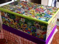 Hulk toy box