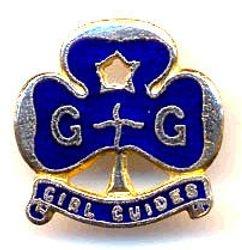 1932 - 1968 Sea Ranger Promise Badge