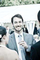 Portrait invité, mariage