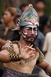 Javanese tradiotional dances