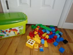 LEGO Duplo Building Set - 71 Pieces (5506) - $25