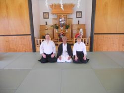 The Aiki Shrine in Sarasota