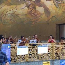 Serenade Tchaikovski in de Kolonnade