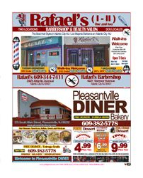 Rafaels Barbershop, Pleasantville Dinner