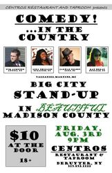 Comedy in the Country