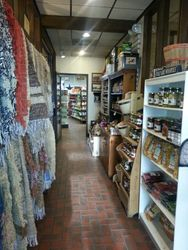 Gift Store Hallway