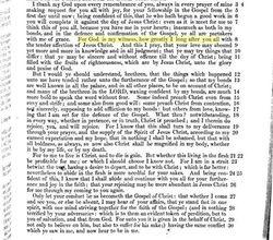 Phil 1 8 KJV Bible
