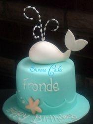 Whale Cake (B193)