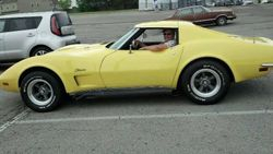 9.73 Corvette Stingray