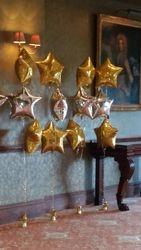 Foil Star Bouquets